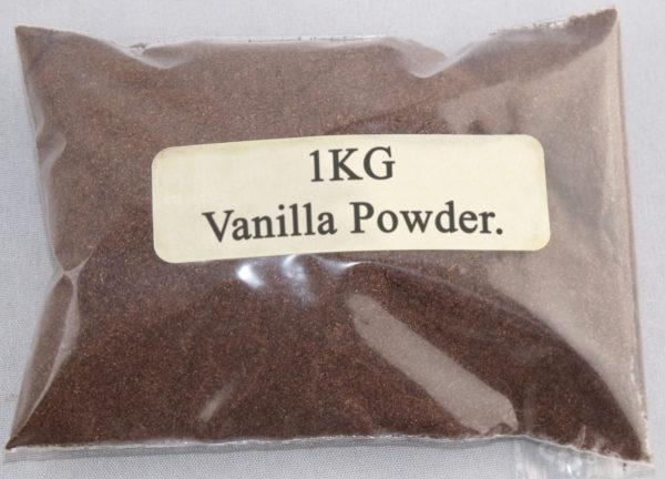 Vanilla powder 1kg