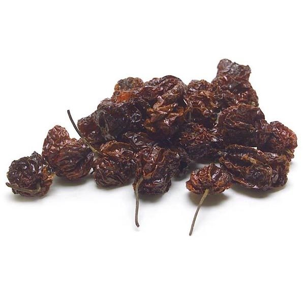 HABANERO DRIED MEXICAN FOOD PRODUCT US2 600x600 - 7 SUN'S HABANERO PEPPERS DRIED