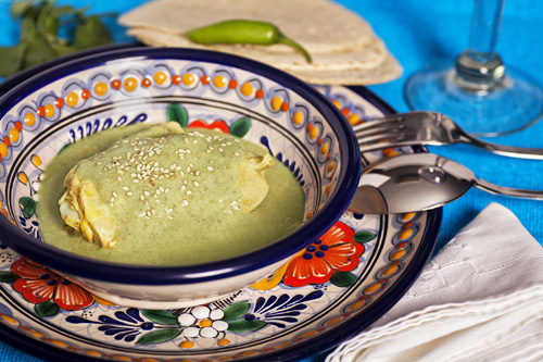 GREEN MOLE PASTE MEXICAN FOOD PRODUCTS US2 - GREEN MOLE PASTE SAUCE (click image to view)