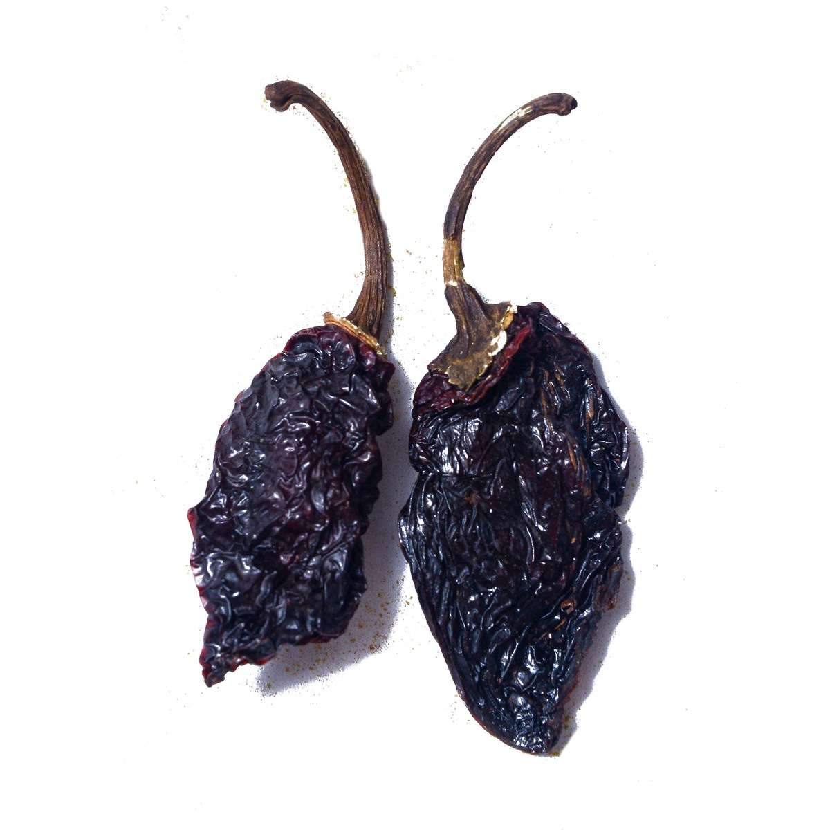 Chipotle Morita Chile Pepper Fresh Produce Group LLC - 7 SUN'S ANCHO CHILE PEPPER DIREC(click image to view)