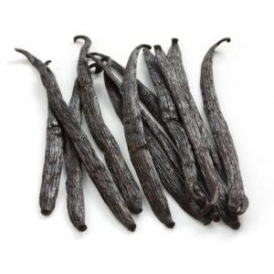 Vanilla Bean  Madagasgar 300x300 - VANILLA BEANS GRADE A - 1 lbs