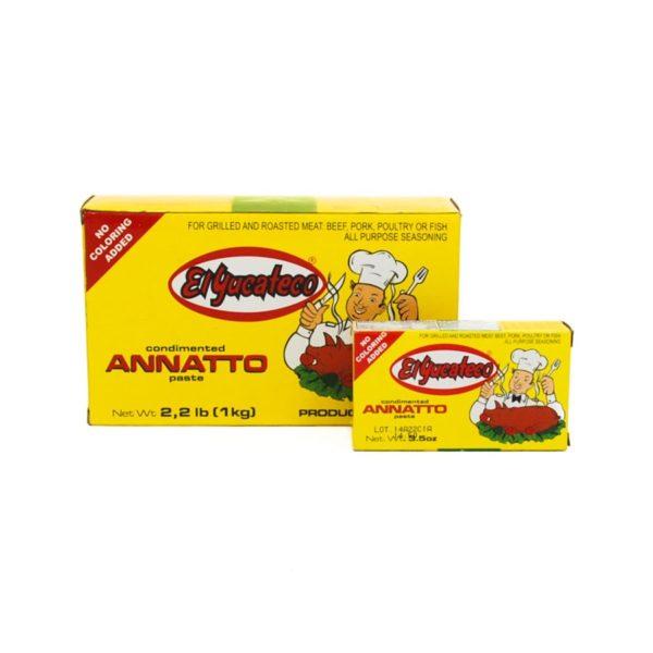 Achiote Red Paste