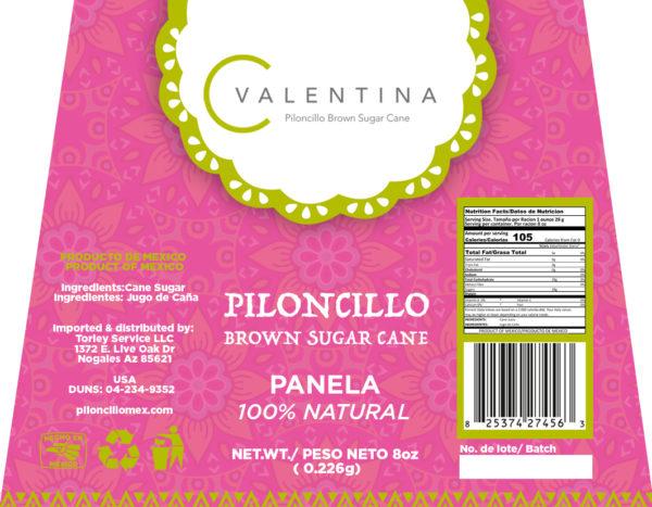 PILONCILLO PANELA