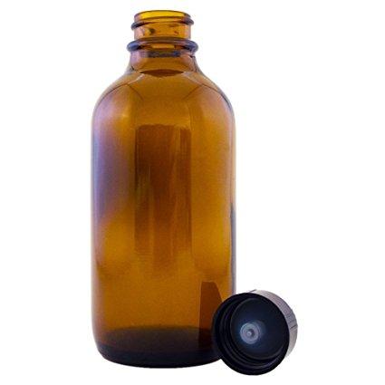 Ambar Glass Bottle single