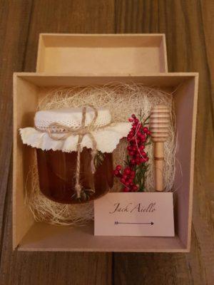 Melipona Bee Honey Gift Box