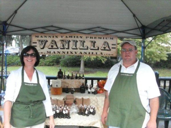 Mannix Orange Vanilla Extract