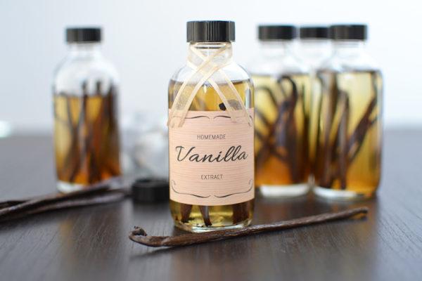Mexican Vanilla Extract Double-fold 2X