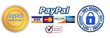 Paypal Seal - PIPIAN PASTE MOLE