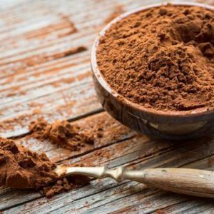 raw cacao powder mexican food products
