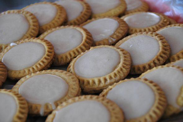 tortitas de santa clara cookies