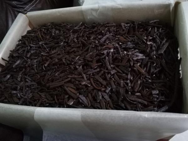 Vanilla bean picadura extract