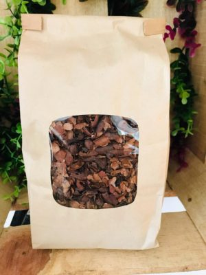 CACAO BEAN SKINS