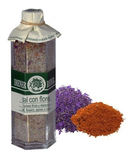 FLOWER SEA SALT