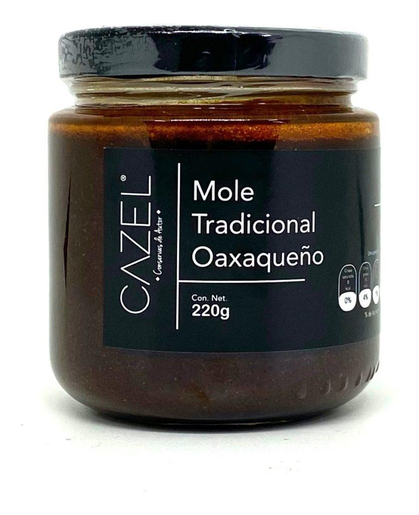 Mole Oaxacan Paste with Nut