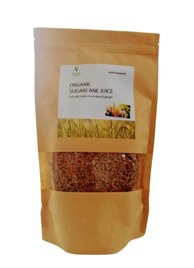 Dried Organic Sugar Cane Juice